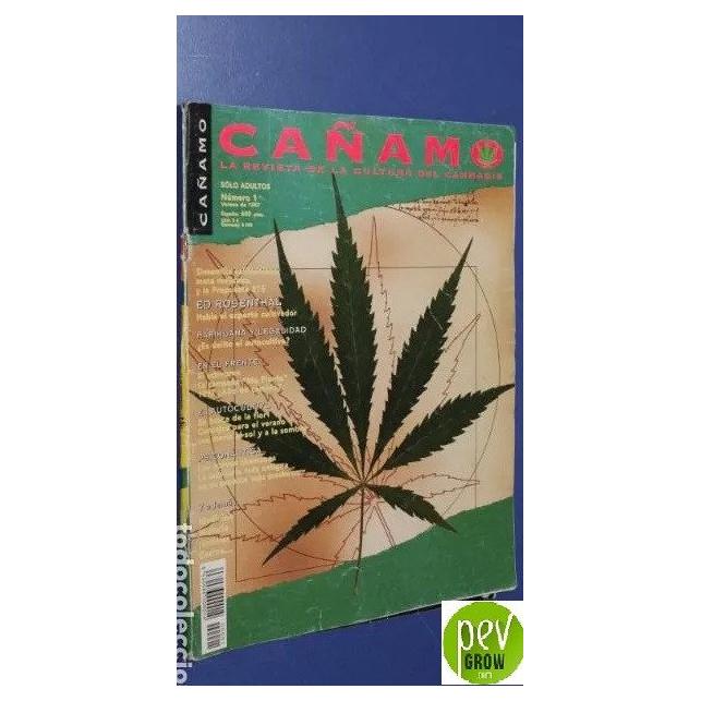 Revista Cáñamo Marihuana y Legalidad (Nº1, Verano 1997)
