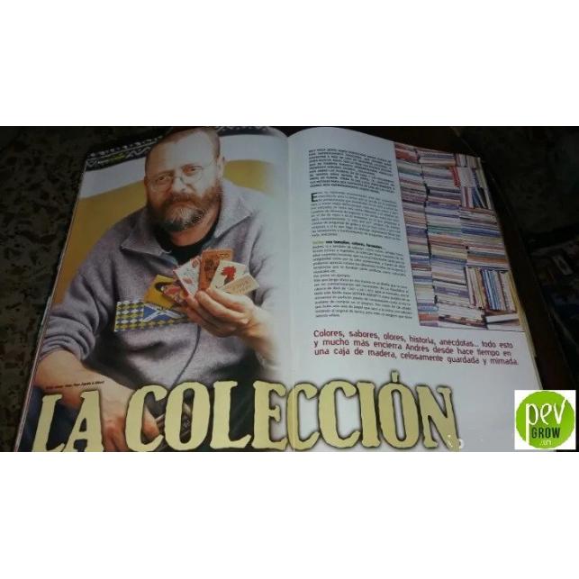 Revista de marihuana YERBA año 2002 N° 6