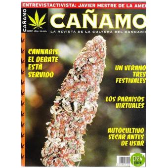 Revista Cáñamo Nº 9 (1998)