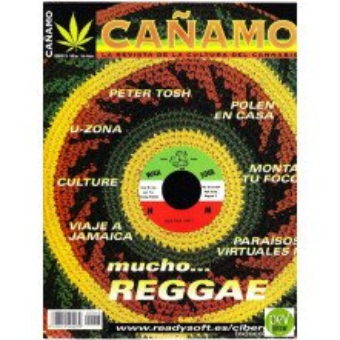 Zeitschrift Cáñamo Nº 10 (1998)
