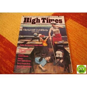 Magazine High Times Usa 1977