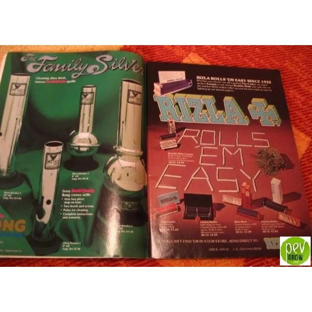 Revista High Times Usa 1977