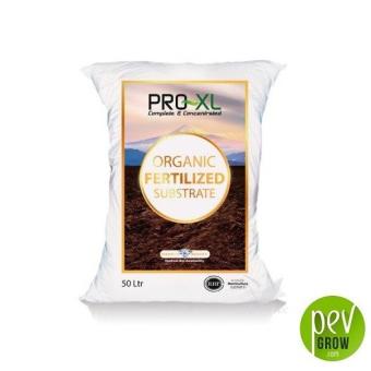 Sustrato Pro-xl Organic Fertilized 50 L