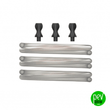 Set de 3 Tubes Flexibles