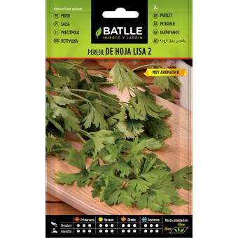 Smooth Leaf Parsley Seeds 2 - 25gr.