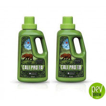 Cali Pro Grow A + B Emerald Harvest