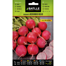 Early red radish seeds 1,5 gr.