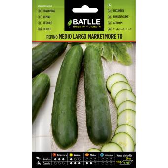 Marketmore Cucumber Seeds 5gr.