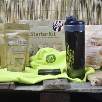 Bio Feeding Starter Kit Green House