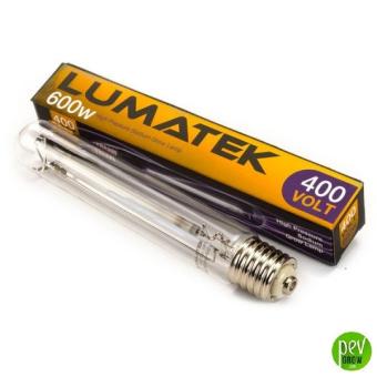Ampoule HPS 600w PRO 400V Lumatek