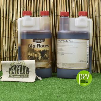 Bio Flores de Canna , biological fertilizer for flowering phase.