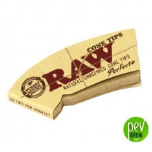 Raw Rolling Paper Perfect Cone
