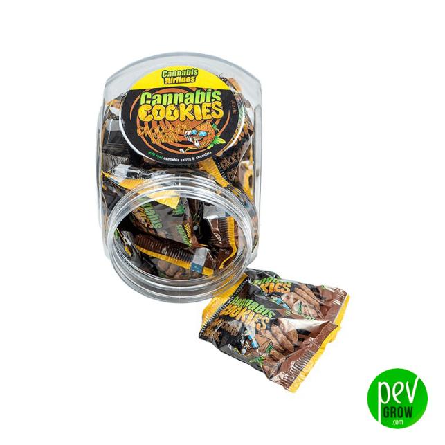 Galletas de Cáñamo - Chocolate Chunk