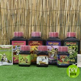 Pack de Fertilizantes Top Crop Profesional