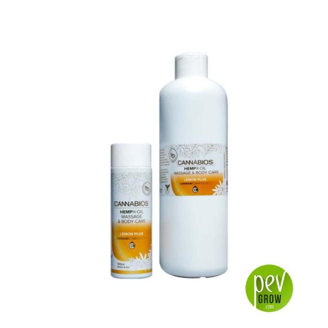 Aceite de masaje Cannabios X-Oil