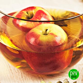 Infusione di mele