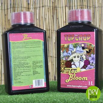Top Bloom , fertilizzante per la fioritura.