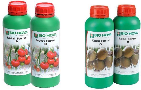 Nutri-Forte A & B / Coco-Forte A & B