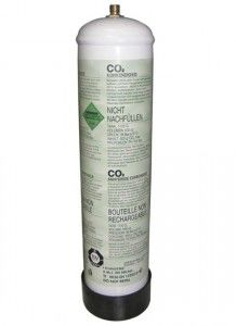 CO2 Disposable Bottle 1 kilo