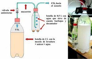 CO2 y cultivo interior