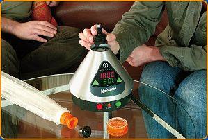 Suitable temperature to vaporize marijuana