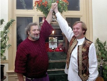 Jack Herer & Ben Dronkers