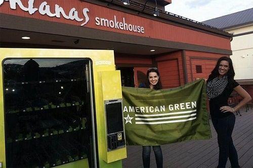 Colorado: donde se instaló el primer distribuidor automático de cannabis.