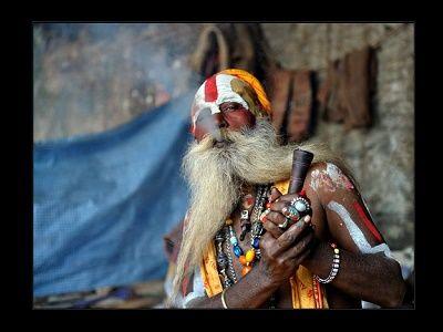 Ascètes hindous