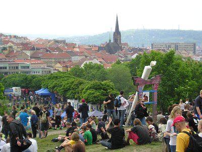 Miles de ciudadanos checos consumen marihuana