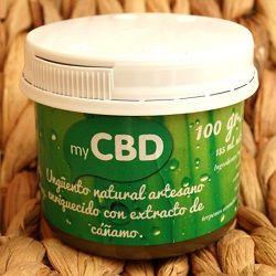MyCBD moisturizer cream