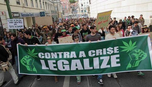 Portugal: se permite hasta 25 gramos de marihuana.