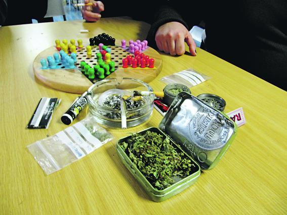 En Espagne, il existe environ 150 clubs sociaux de cannabis.