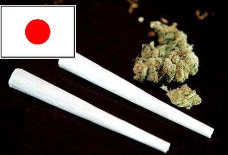 La marihuana en Japón