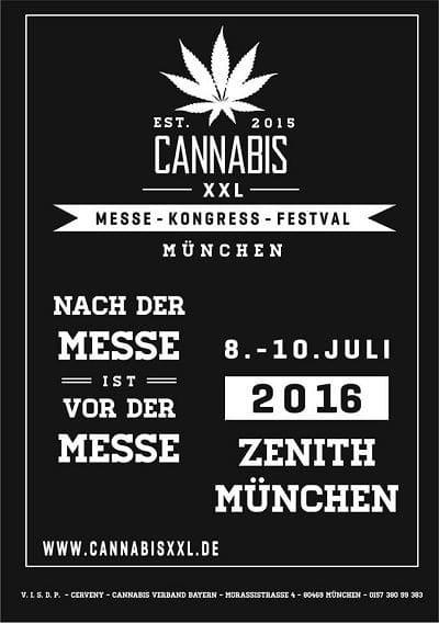 En Allemagne, la deuxième édition du Salon CANNABIS XXL