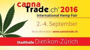 The hemp CannaTrade international fair