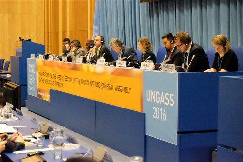 En abril de 2016, la Asamblea General de las Naciones Unidas se reunirá para debatir las prioridades sobre el control mundial de drogas.