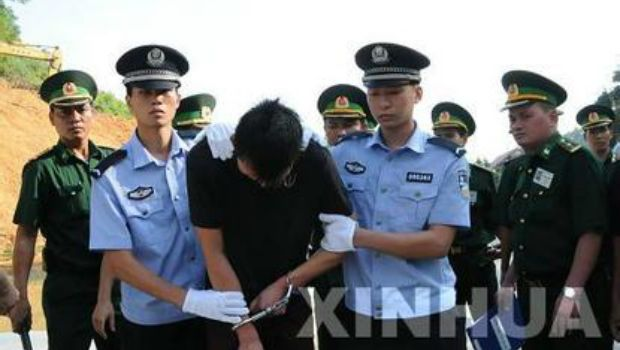 In China, drug offenses continue punishing by death.