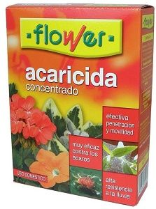 Acaricide / Insecticide Concentrate Flower