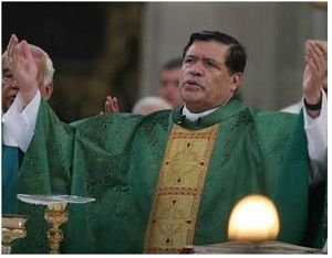 the Mexican Archbishop Norberto Ribera was in favor of the medicinal use medicinal of marijuana