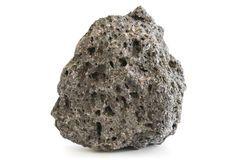 une pierre à bulles