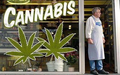 Uruguay: pioneer in the legal sale of marijuana for medical purposes.