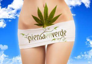 Tampones de marihuana,  lo último para aliviar los dolores menstruales