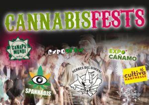 Las citas 2017 del cannabis: ferias nacionales, europeas e internacionales