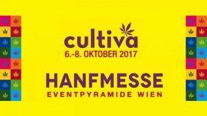 Cultiva Hanfmesse 2017 Viena