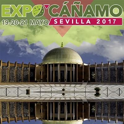 Expo Cañamo 2017 en Sevilla
