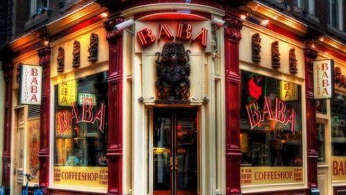 Coffeeshop Baba Amsterdam