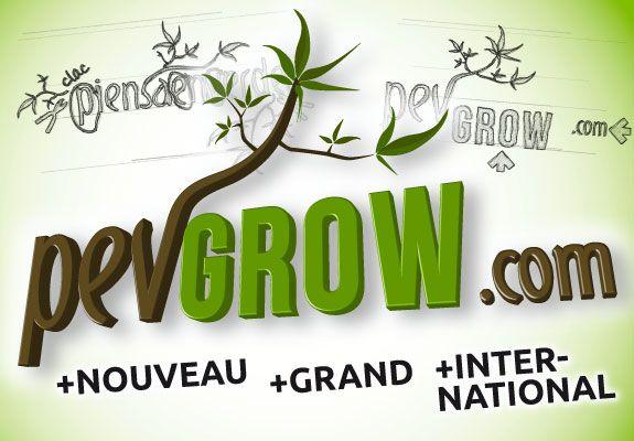 Le GrowShop Piensa En Verde est désormais PevGrow.com