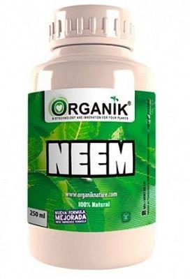 Huile de Neem 100% Organique