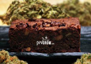 Cómo hacer brownie de marihuana en sólo 5 minutos