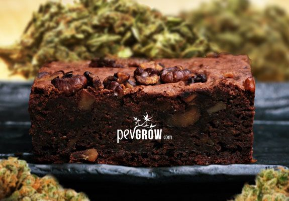 marijuana brownie